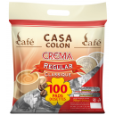 CASA/COSTA COLON 100 Kaffeepads REGULAR
